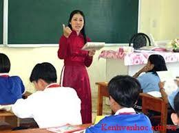 tả giáo viên chủ nhiệm