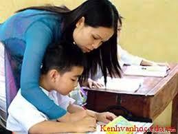 cô giáo như mẹ hiền