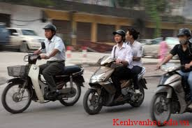 đi ẩu và tai nạn giao thông