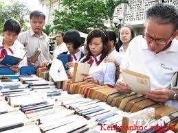 văn hóa đọc sách