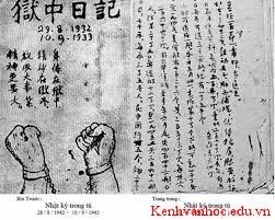 Nhật kí trong tù