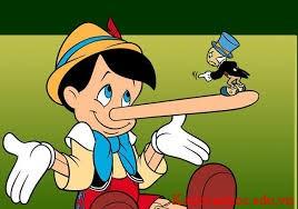 thói quen nói dối