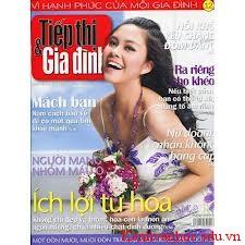 trang bìa một tạp chí