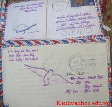 viết thư
