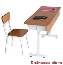 chiếc bàn học