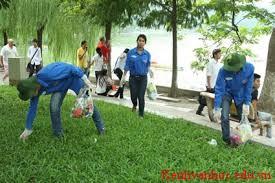 hành động của nhóm bảo vệ môi trường