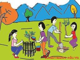 trách nhiệm của học sinh trong cộng đồng