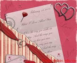 viết thư cho người khác