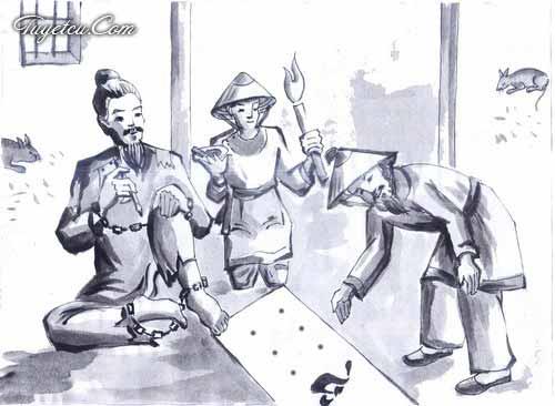 huấn cao trong chữ người tử tù