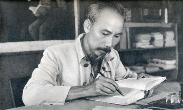 hình ảnh Bác Hồ Chí Minh