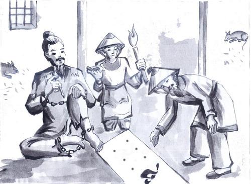 hình ảnh trong Chữ người tử tù