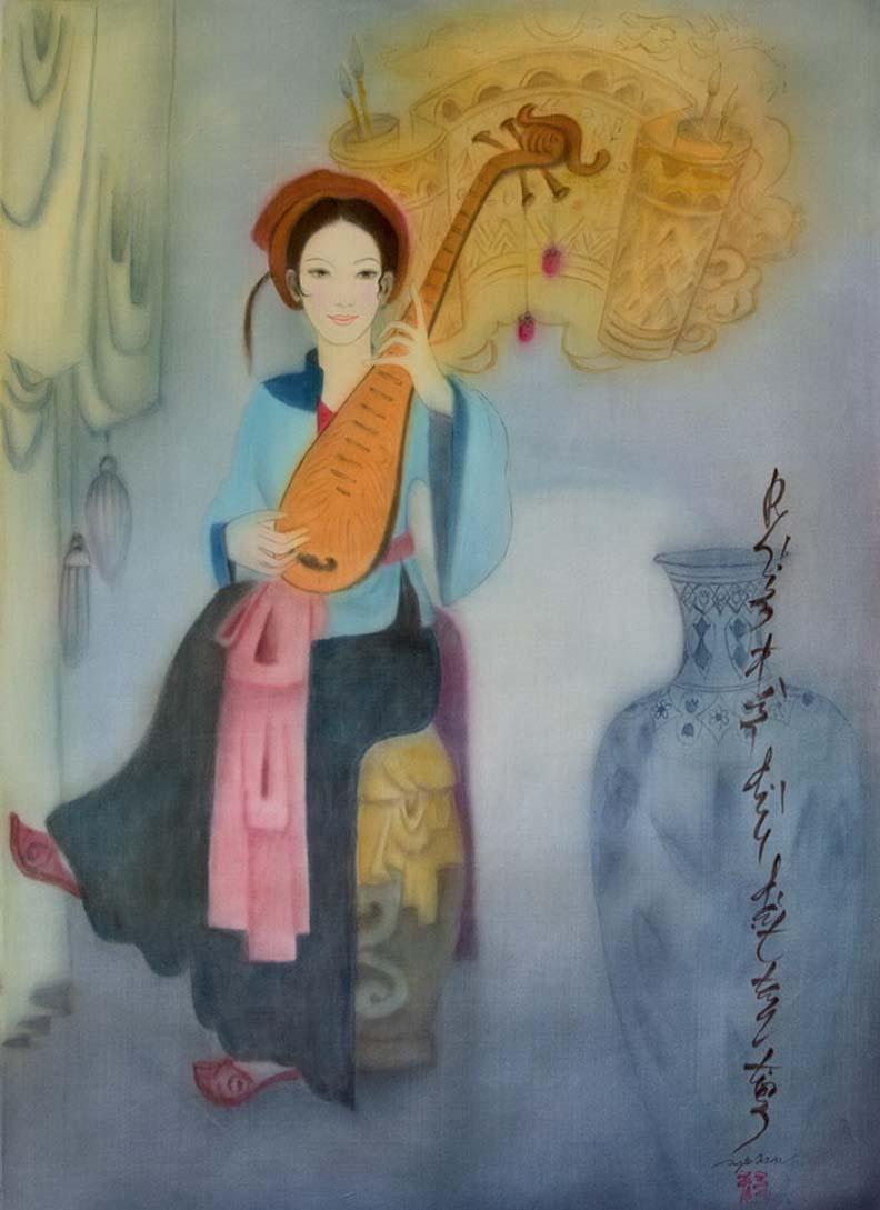 Bình luận câu thơ: Đau đớn thay phận đàn bà Lời rằng bạc mệnh cũng là lời chung trong truyện Kiều của Nguyễn Du