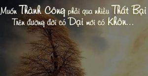 that bai la me thanh cong