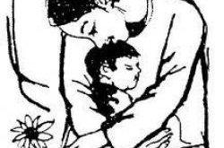Phân tích đoạn trích trong lòng mẹ của nguyên hồng