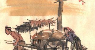 Kim Lân thật sự là một nhà văn tài ba, khắc họa một cách chân thực, sinh động hoàn cảnh của con người lúc bấy giờ
