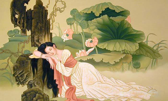 Phân tích bài thơ tình cảnh lẻ loi của người chinh phụ